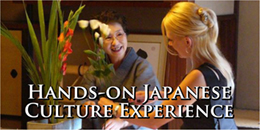 Hands on Japanese Culture Experience